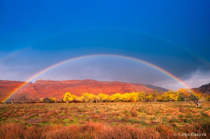 Double Rainbow.<p>