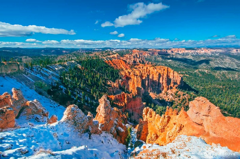 Bryce Canyon National Park, Utah.<p>
