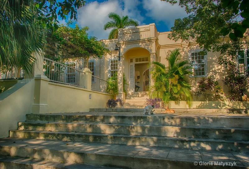 Hemingway's Home near Havana, Cuba