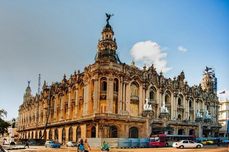 El Gran Teatro - Havana