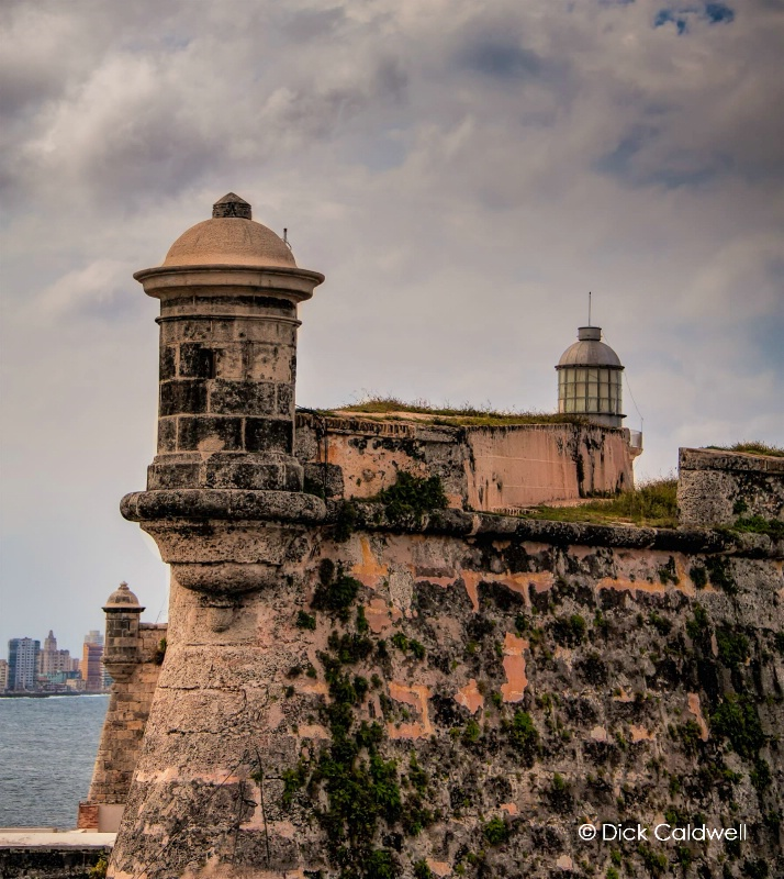 Morro Castle with Havana in the background