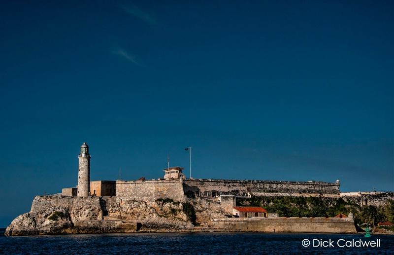 Morro Castle built in 1589, Havana, Cuba