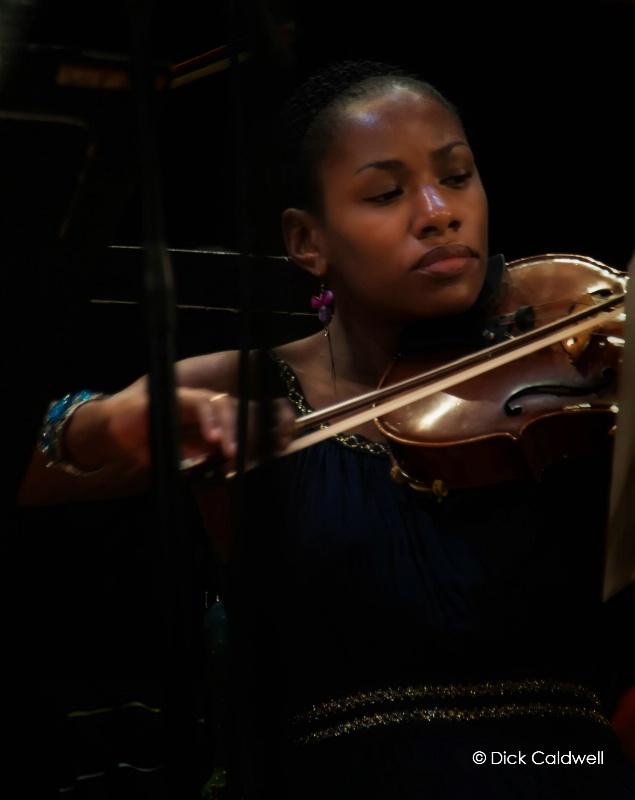 Concert Violist,Cuba National Symphony Orchestra