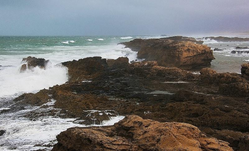 Moroccan Atlantic Shore