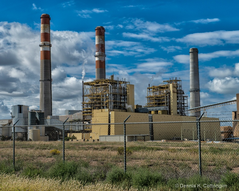 Pueblo Power Plant