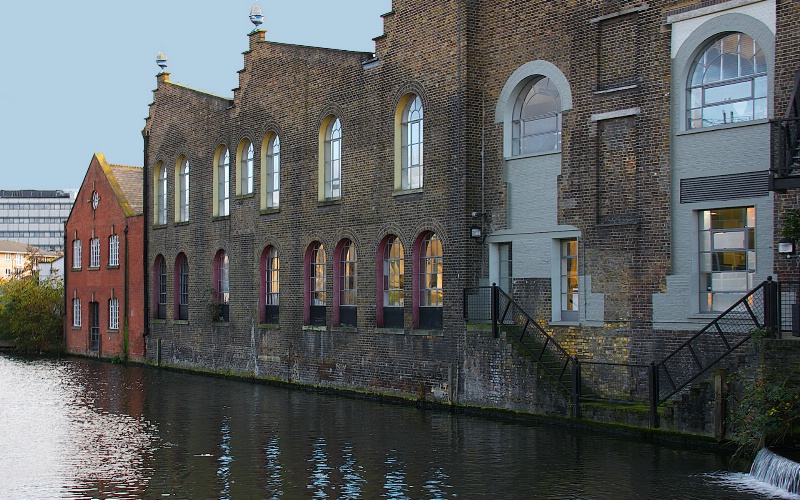 Warehouses at  the Canal