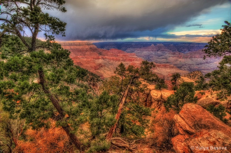 Grand Canyon NP, Arizona.