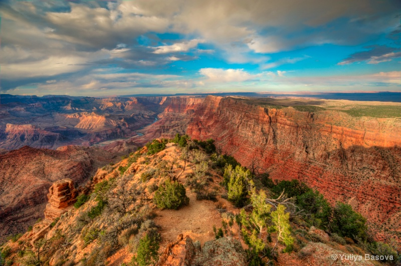 Desert View. Grand Canyon NP. Arizona.