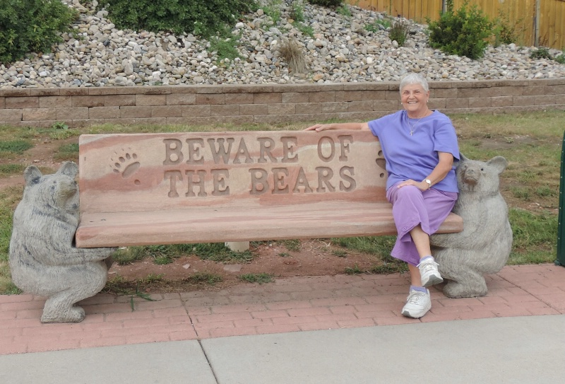 BEAR COUNTRY, RAPID CITY, SD