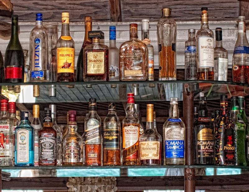 puerto rican villa bar