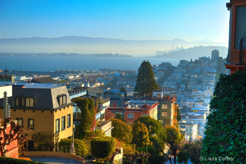 Lombard from the top