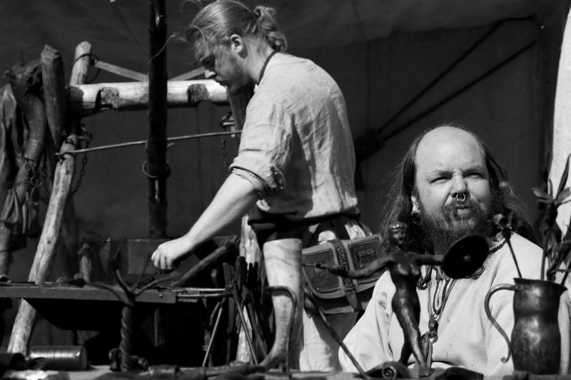 Viking Blacksmiths