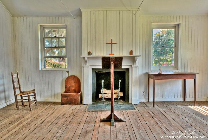 Middleton Place Chapel
