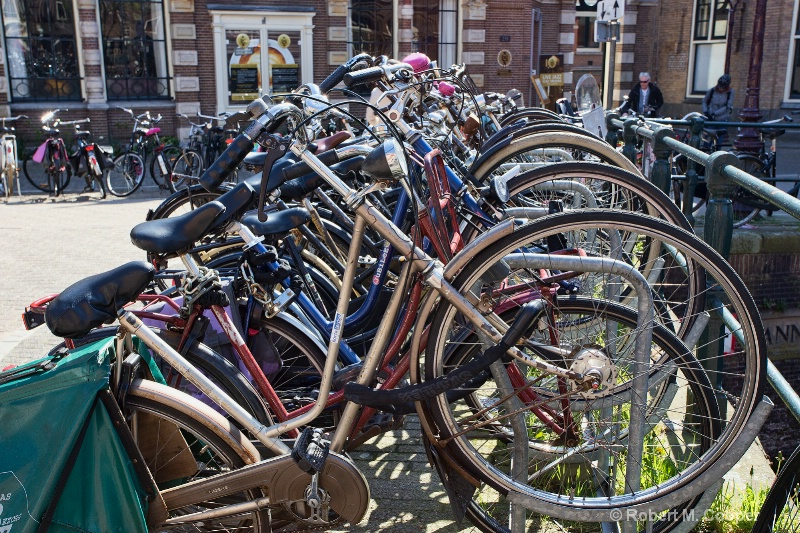 Amsterdam bicycles