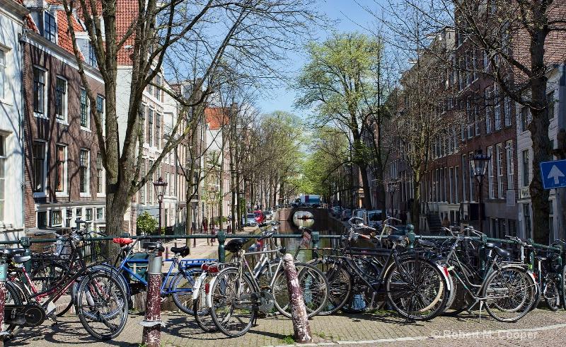 Amsterdam bicyles