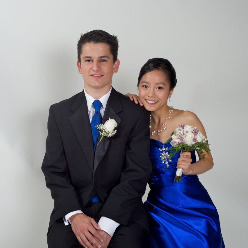 Yumiko and Johnny Going to the Senior Prom