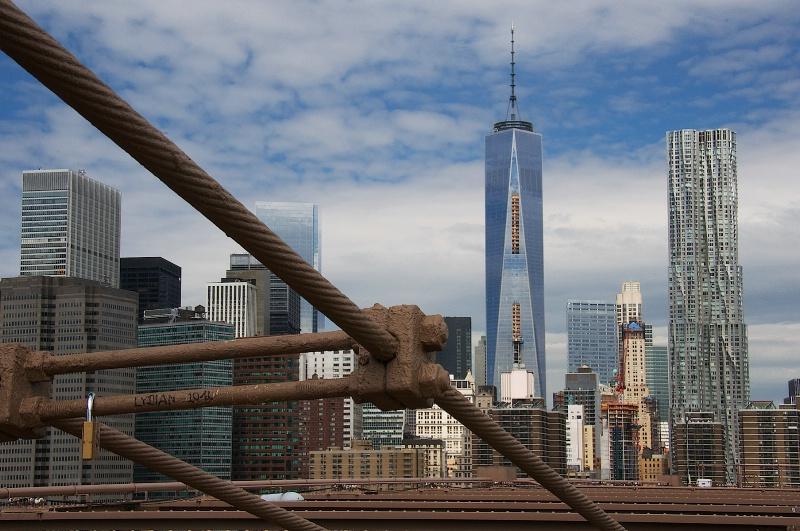 Steel Rods Framing  South Manhattan