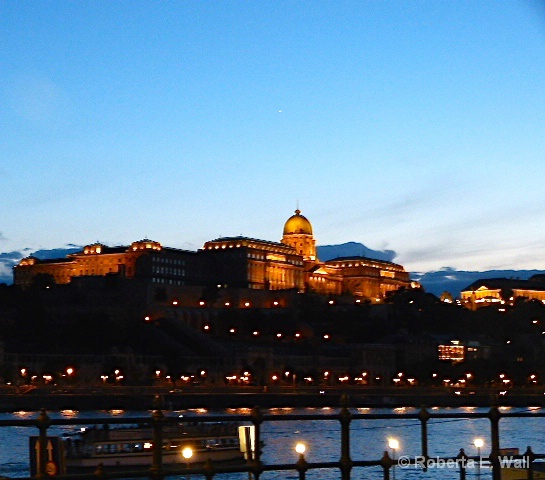 Night in Budapest