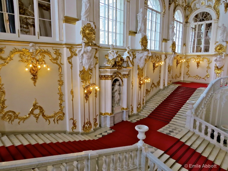 The Jordan Staircase of the Winter Palace