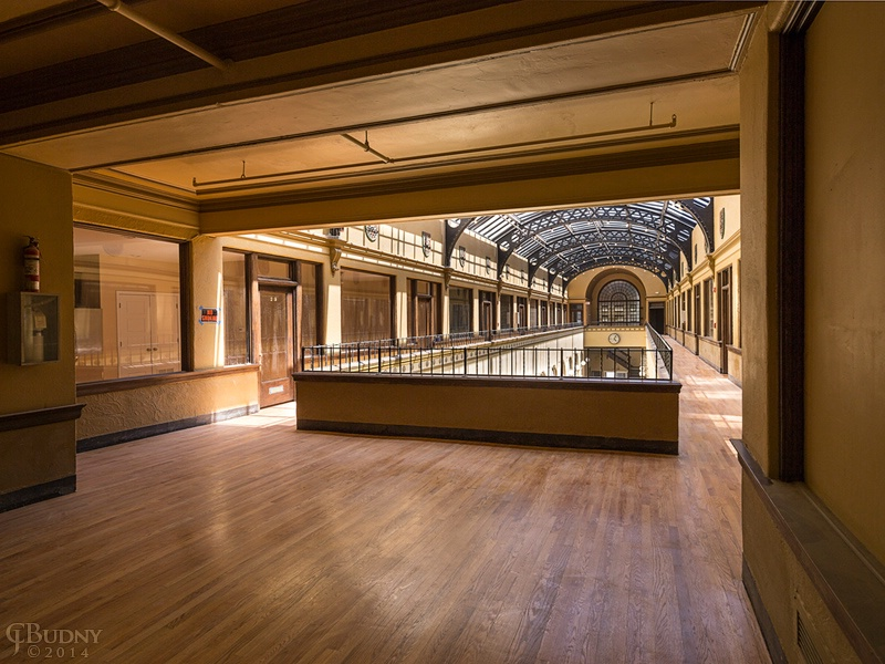 View of Arcade