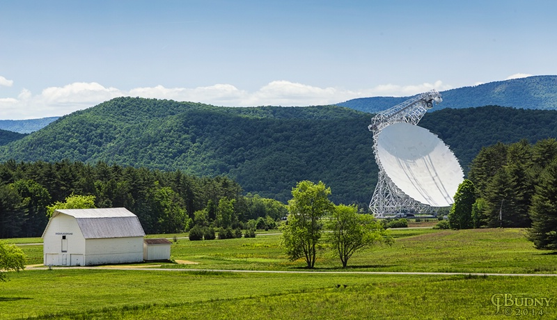 The Dish and Barn
