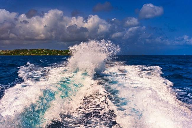 On the Way to Barbuda