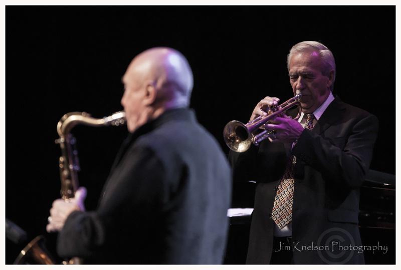 Muirhead & PJ Perry MH JazzFest 2014