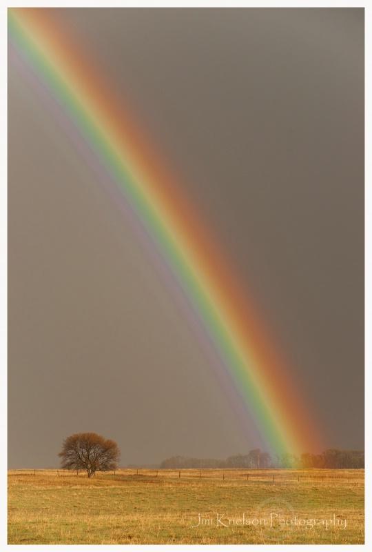 Rainbow, near Saskatoon SK