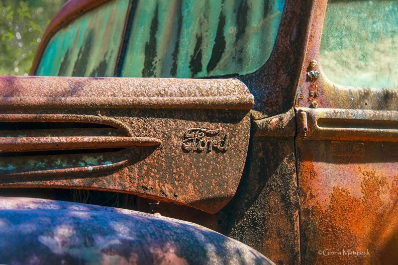 Rusted Ford, Florida