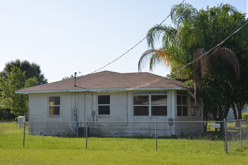 HOUSE BEFORE TOOK POSSESSION