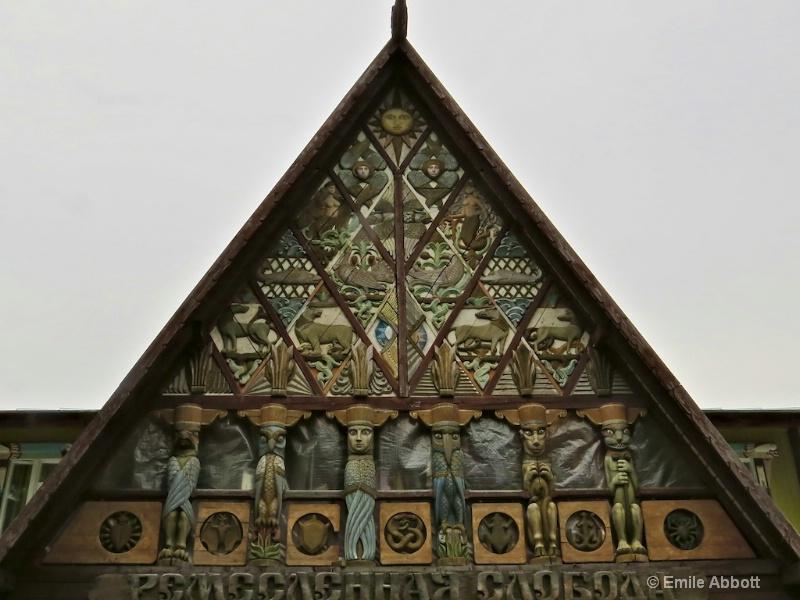 Details Building in Mandrogy