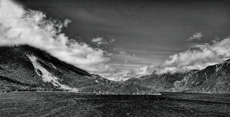 When Clouds Visit Fjordland