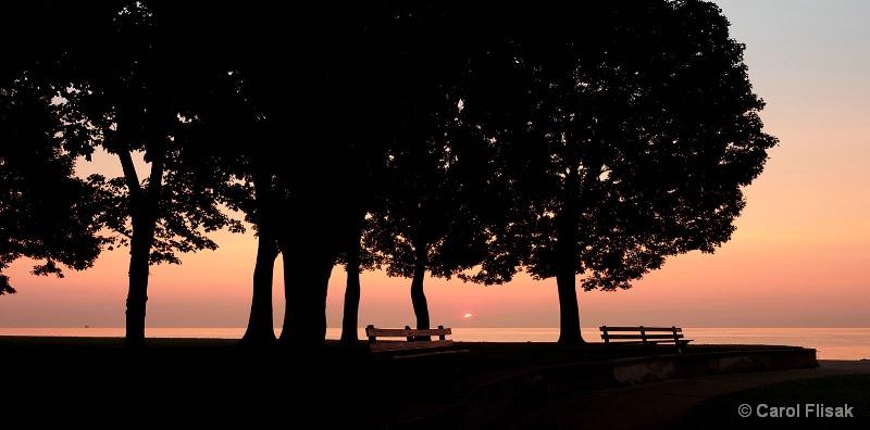 Fullerton Beach Sunrise