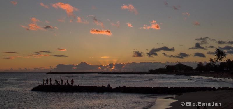 Oahu Sunset 7