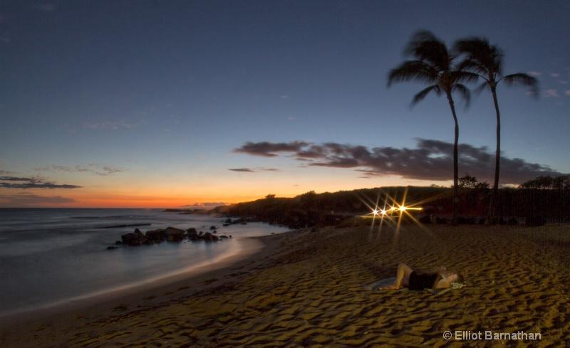 Oahu Sunset 1