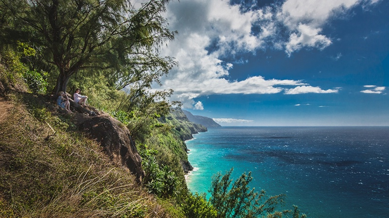 Napali Lookout