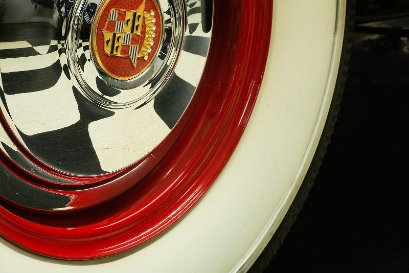 Cadillac Checkerboard