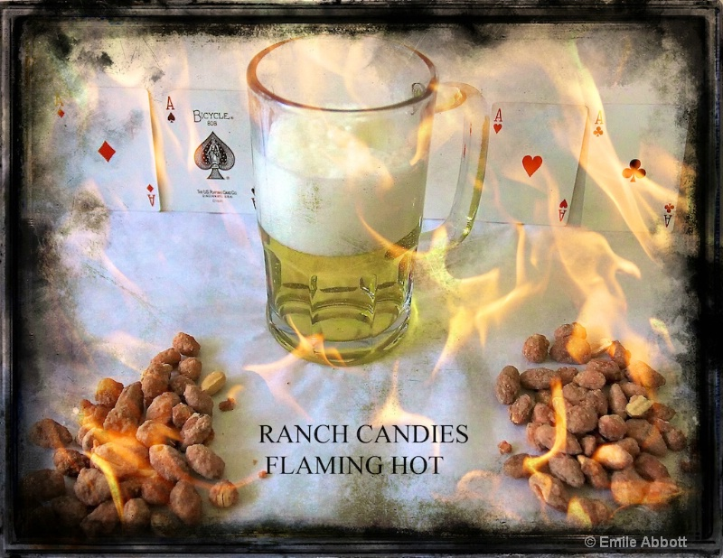Ranch Candies Flaming Hot