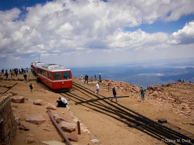 Pike's Peak Tram