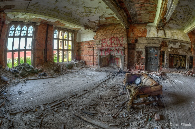 View from the Couch ~ City Methodist Church