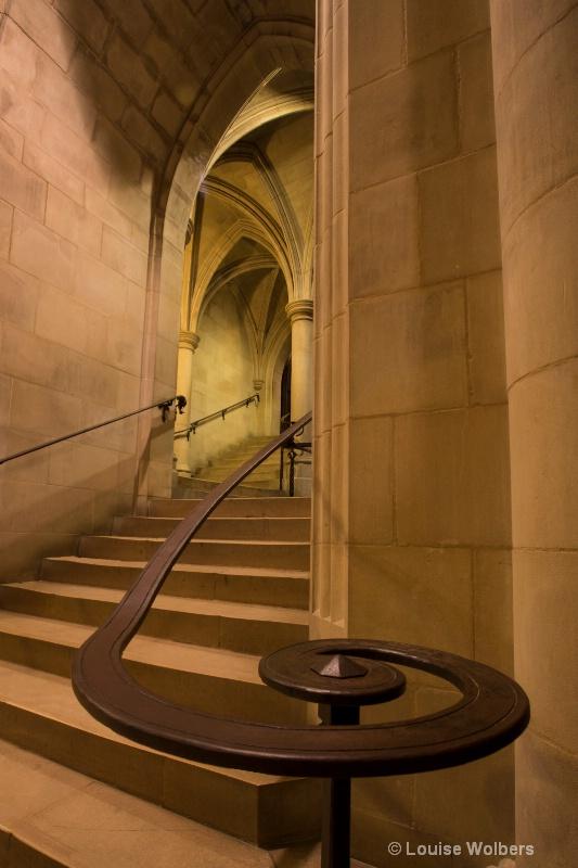 cathedralstairwell