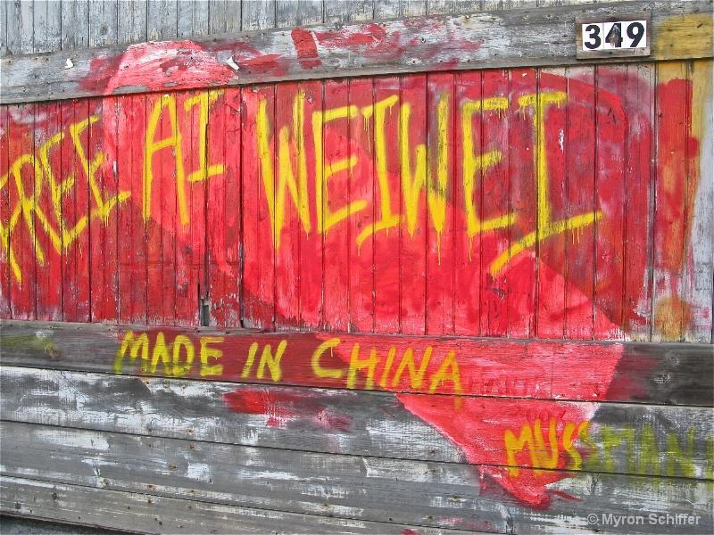 Free Wei Wei