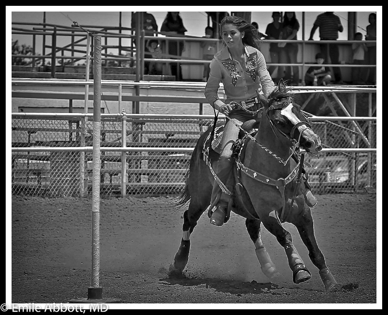 Brittany Barrel Racing