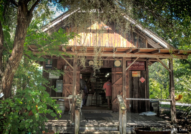 Tison Tool Barn