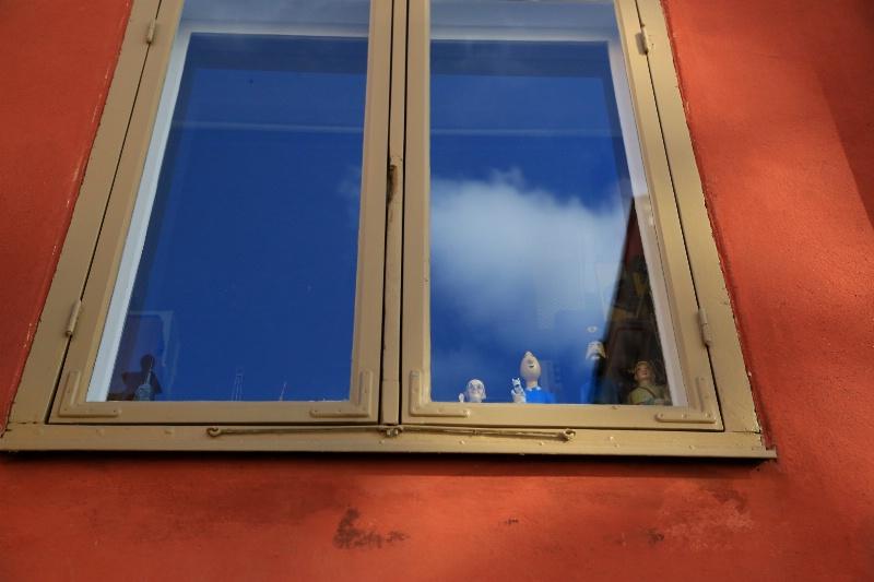 Tintin aux pays nordiques