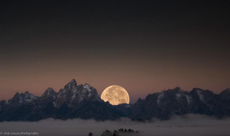 Sunrise, Moonset #2