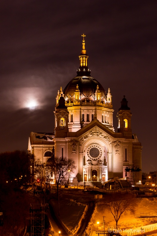 cathedral   full moon feb 2014 011-11