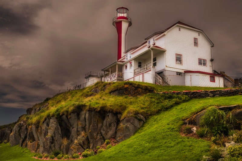 Cape Forchu Light