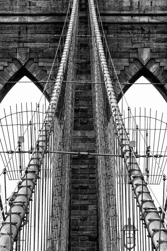 Brooklyn Bridge Cables 3116