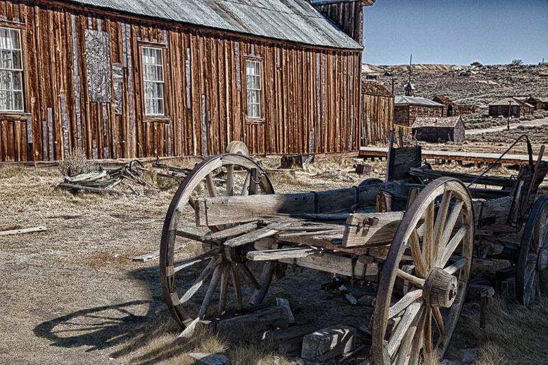 bodie-wagon